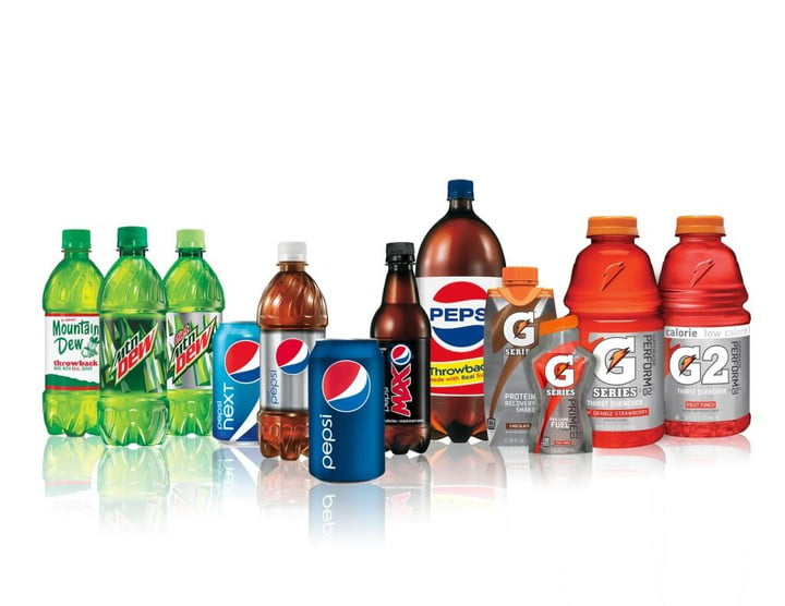 pepsi to develop scent capsule so your drinks smell less like plastic sugary death pepsico product line