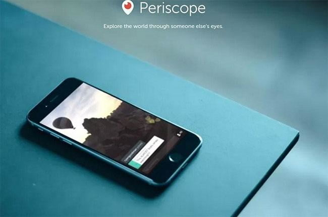 periscope hits 10m sign ups though apparently its all about time watched android app on google play