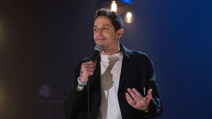 Pete Davidson: Alive from New York