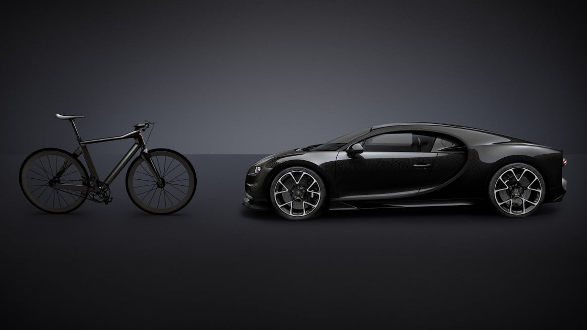 pg teams with bugatti for expensive bicycle 3
