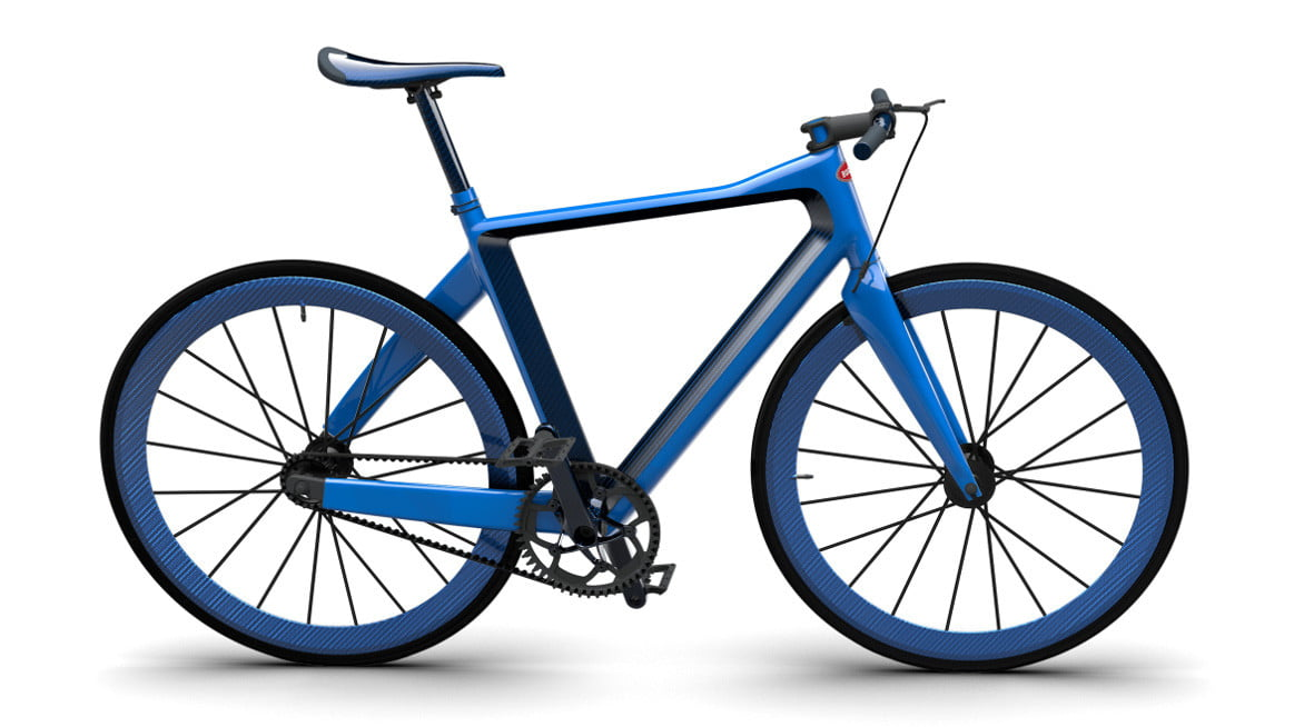 pg teams with bugatti for expensive bicycle 6