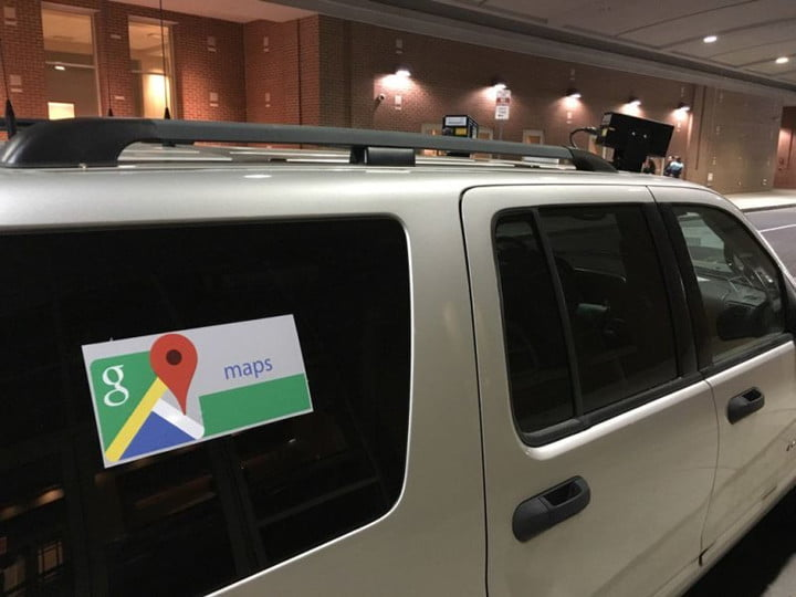 philadelphia police suv license cameras google maps with map decal and plate