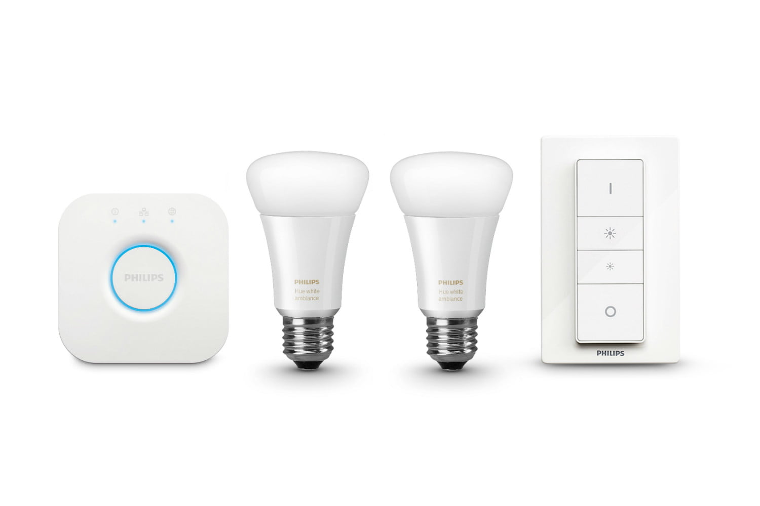 connected light philips hue white ambiance 3
