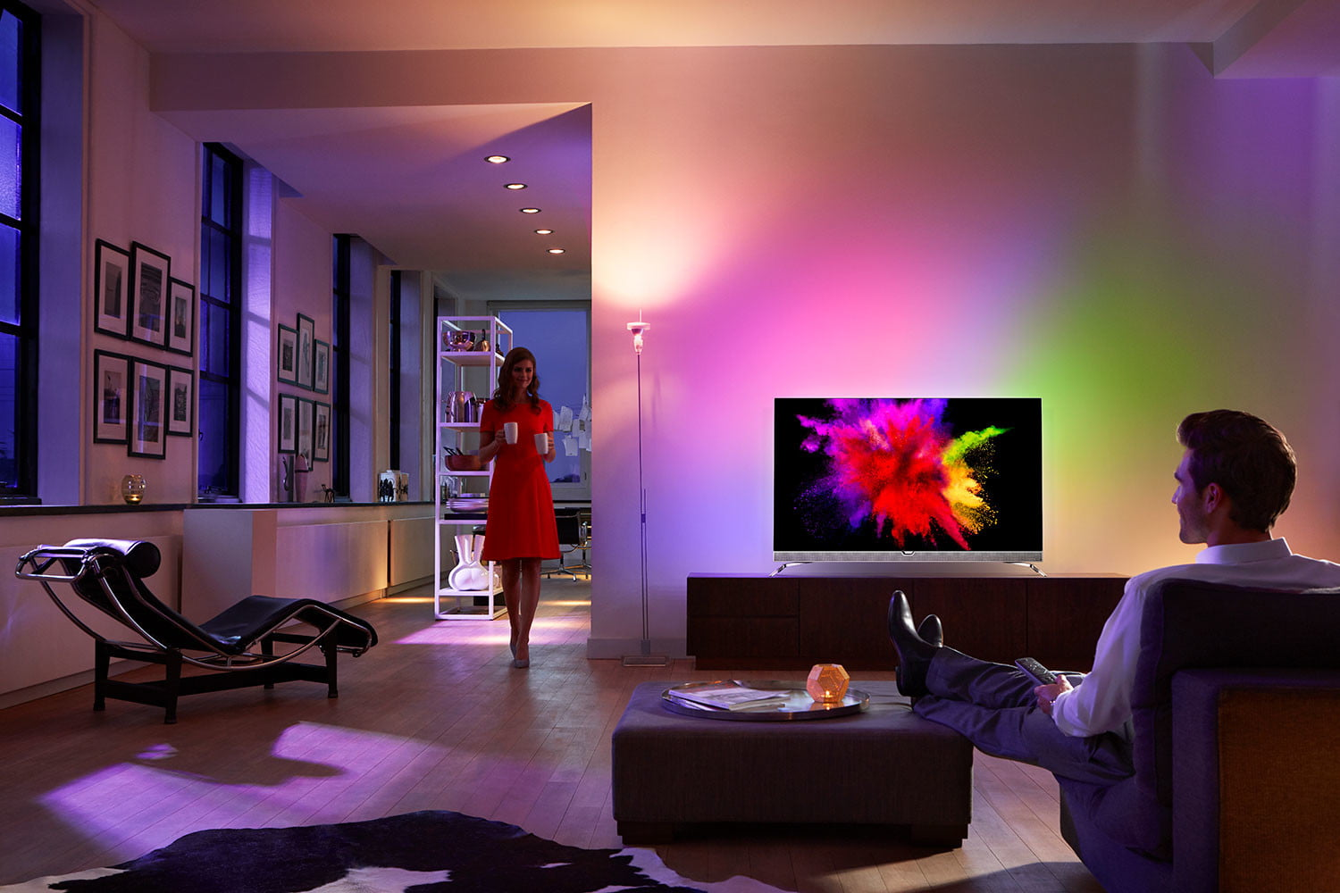 philips 901f oled tv unveiled introduced at ifa 2016