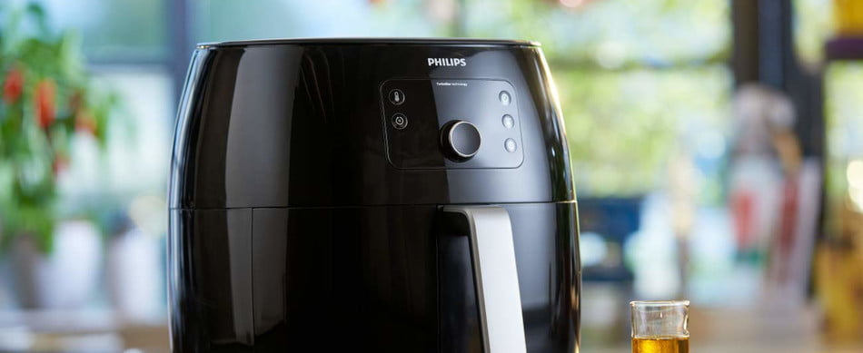 philips air fryers amazon price cut twin turbostar technology xxl airfryer with fat reducer digital interface 3lb 4qt hd9650