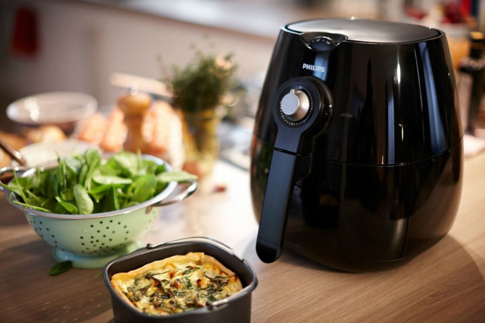 best buy drops air fryer prices from power ninja cuisinart and philips  viva collection analog 3