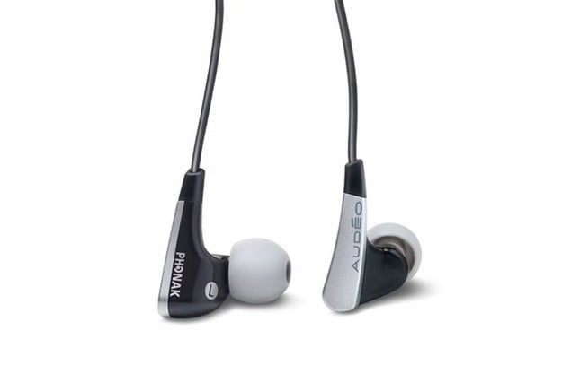 These in-ear headphones delivery excellent sound quality and comfort for the price.