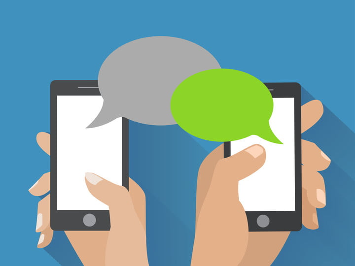 android messages improvements phones textting one another