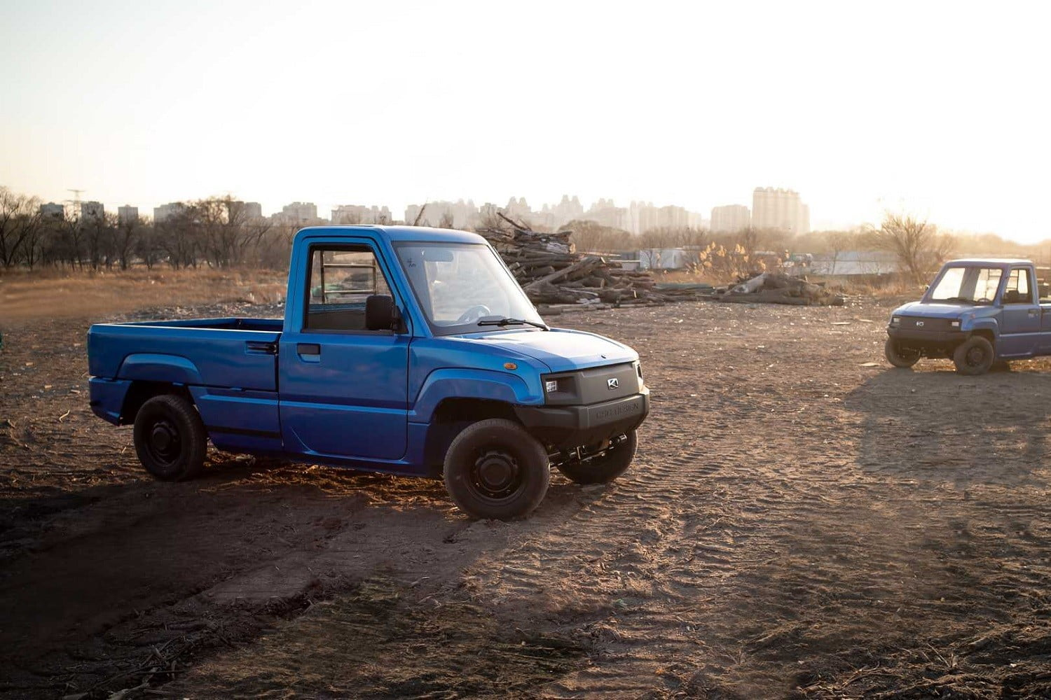 pickman electric pickup truck arrives from china with 800 price tag 1