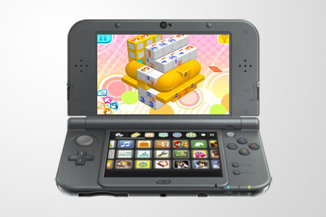 Picross 3D: Round 2 on Nintendo 3DS.