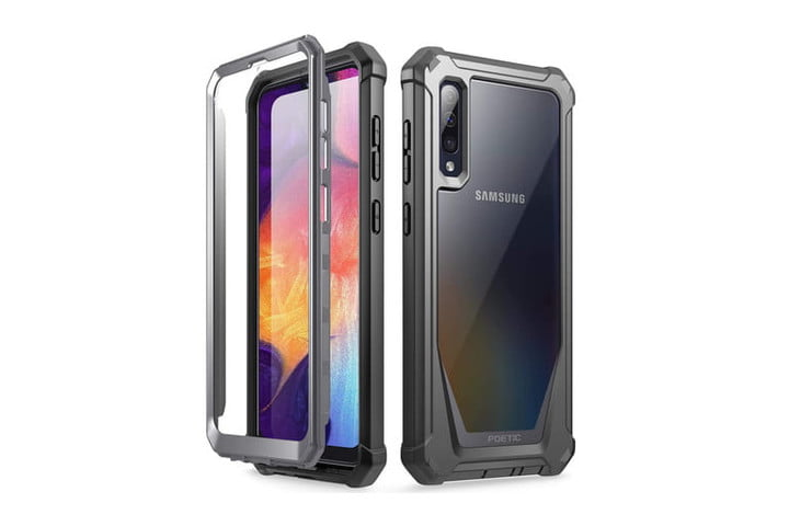 Poetic Guardian Series best Samsung Galaxy A50 cases
