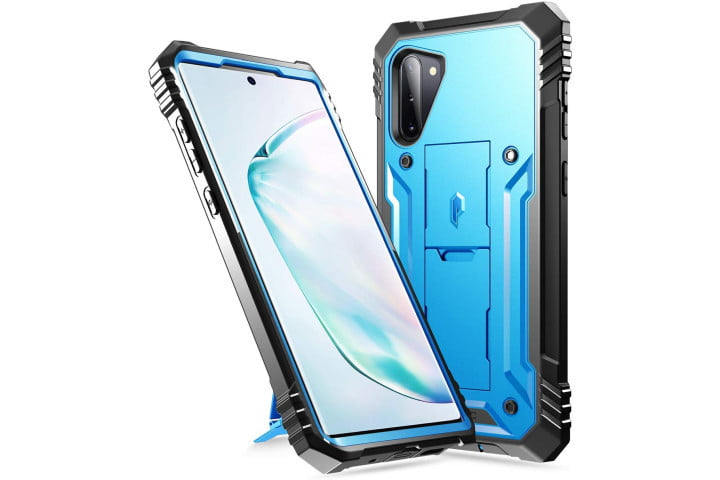 Poetic Revolution Case for Samsung Galaxy Note 10 in blue