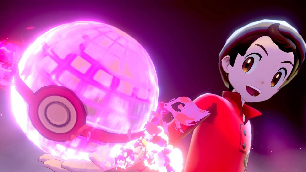 Pokémon Sword and Shield Dinamax