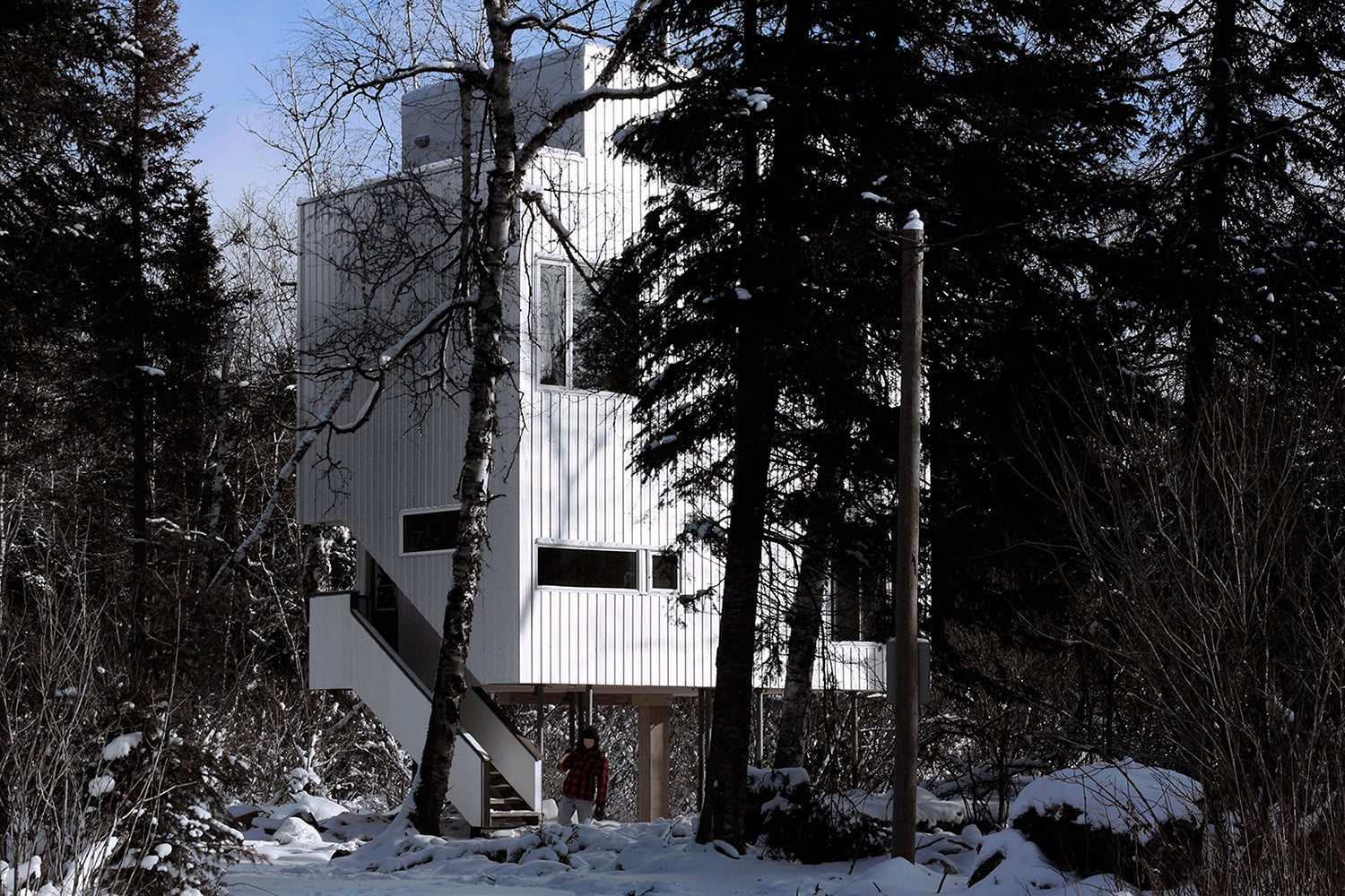 canada pole house flooding prevention din  5