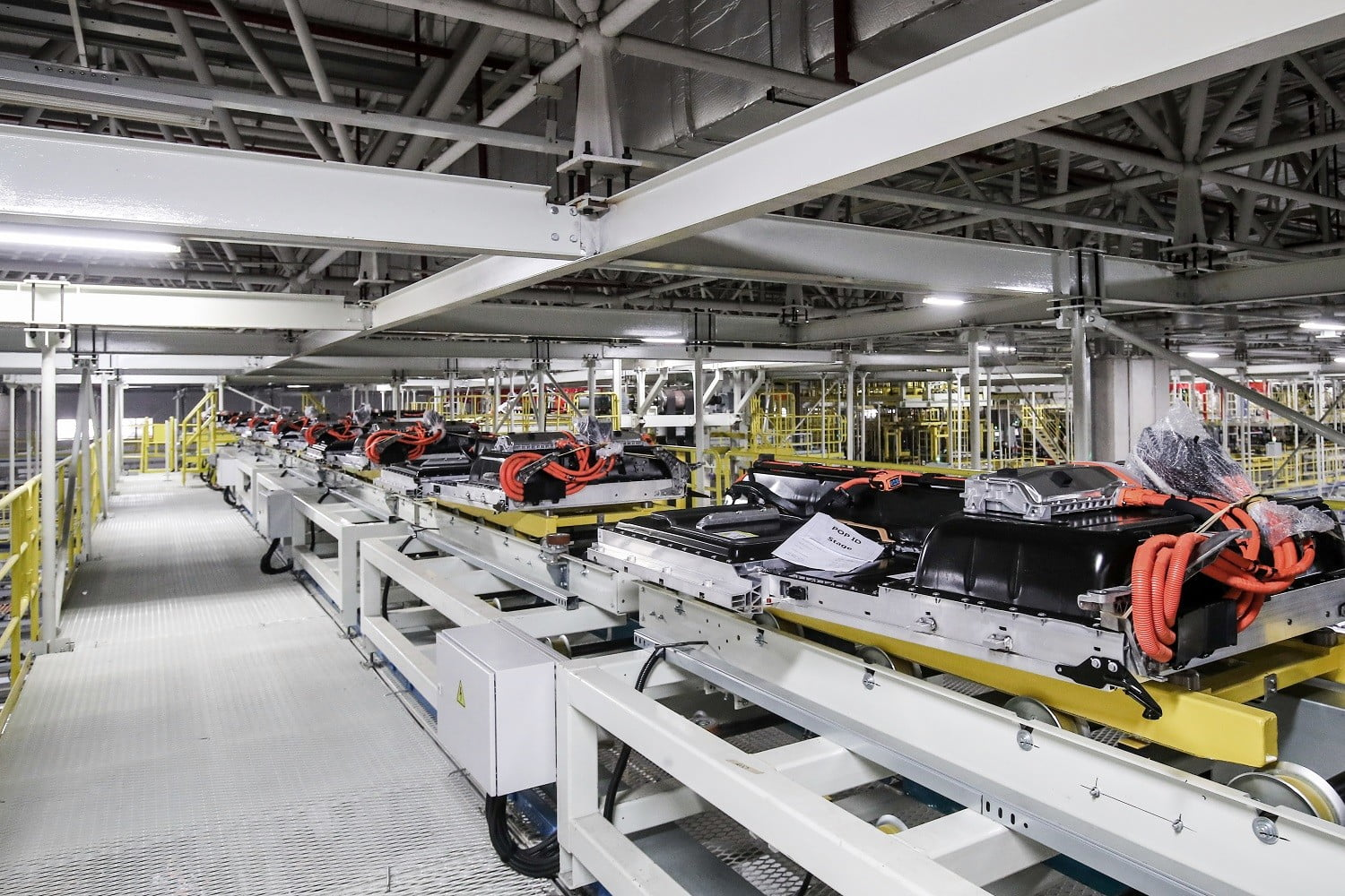 polestar begins production of the electric 2 in china luqiao factory 4