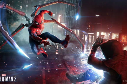 Please don't let Insomniac turn into Marvel's video game studio