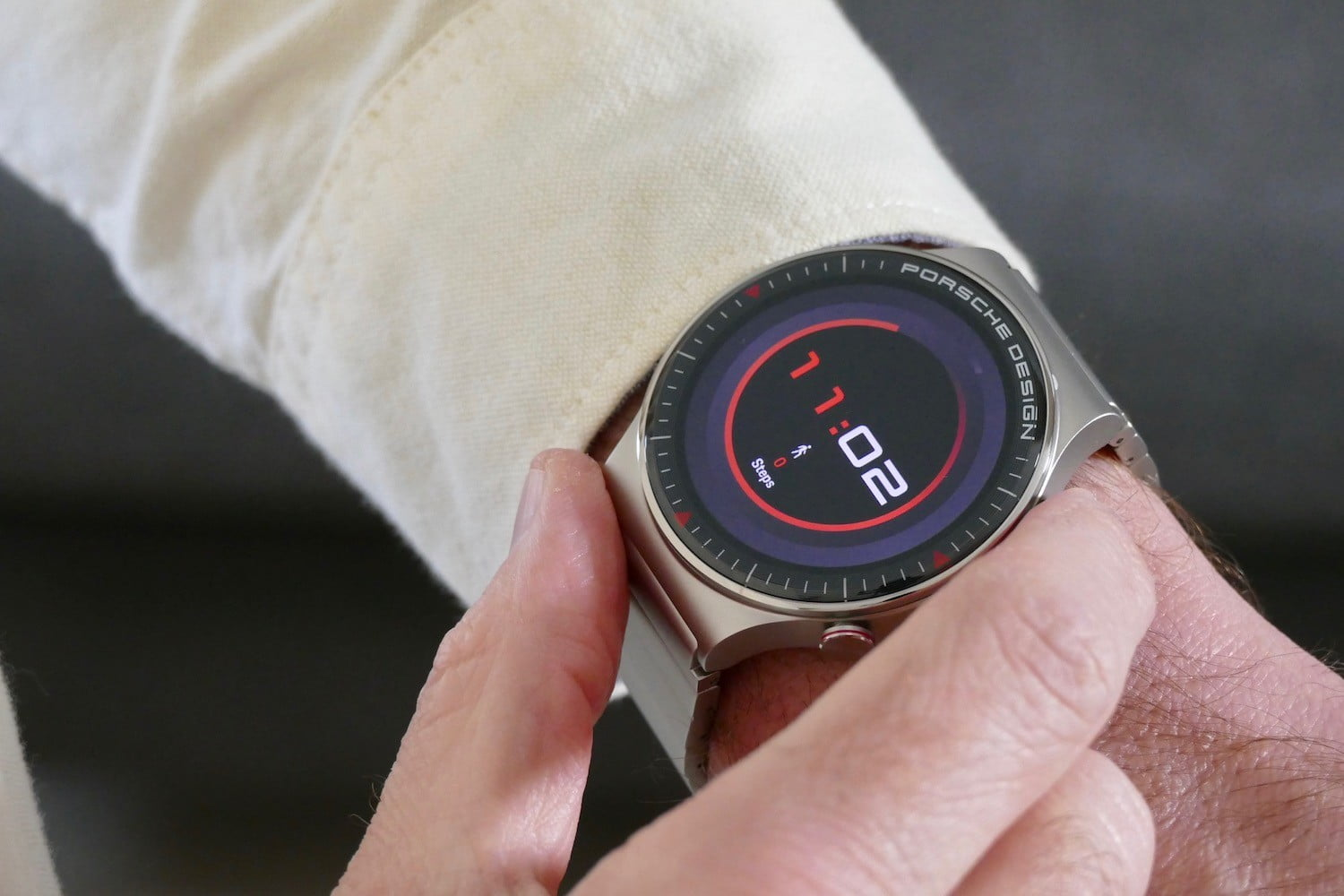 porsche design huawei watch gt2 product name hands on features price photos release date minimal face