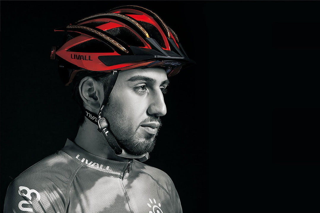 livall smart cycling system  the first helmet that provide you safety and joy