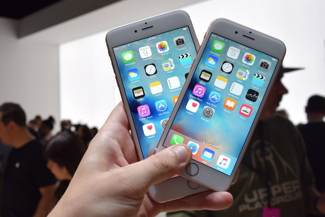 apple ios 9 review iphone 6s  hands on