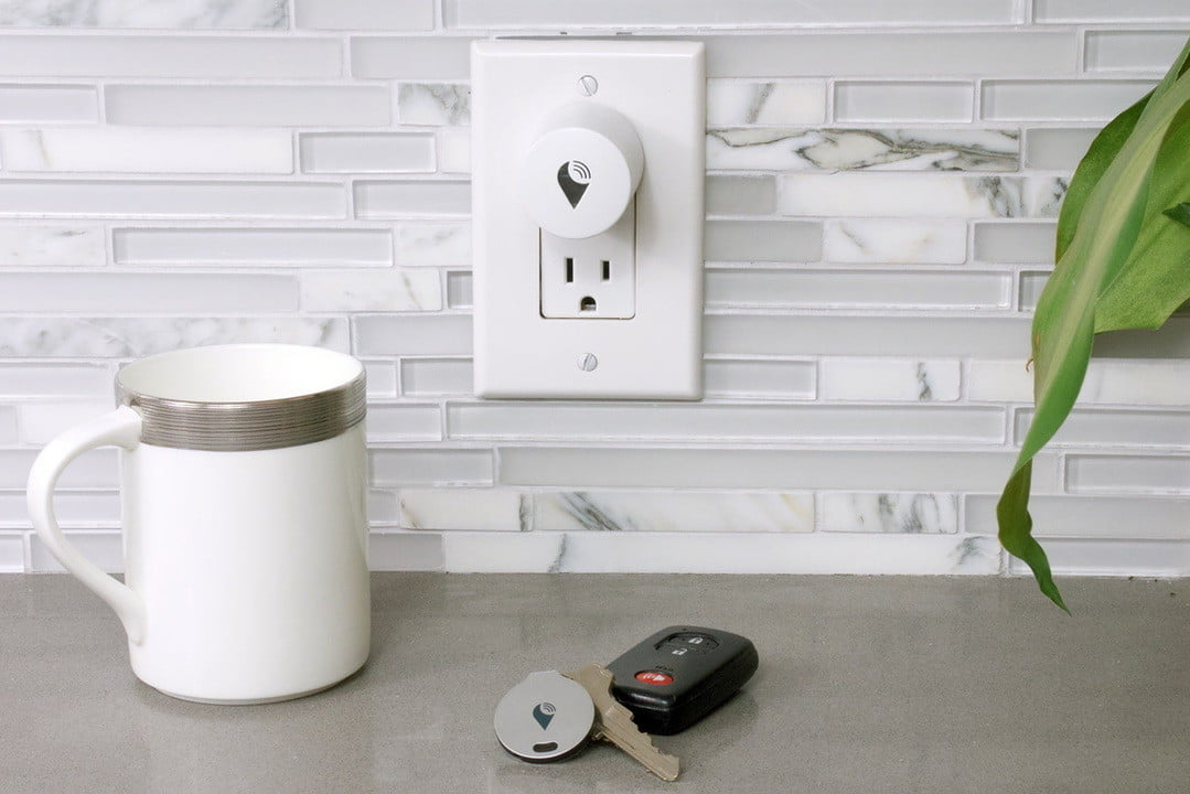 the trackr atlas helps finds lost items in your house