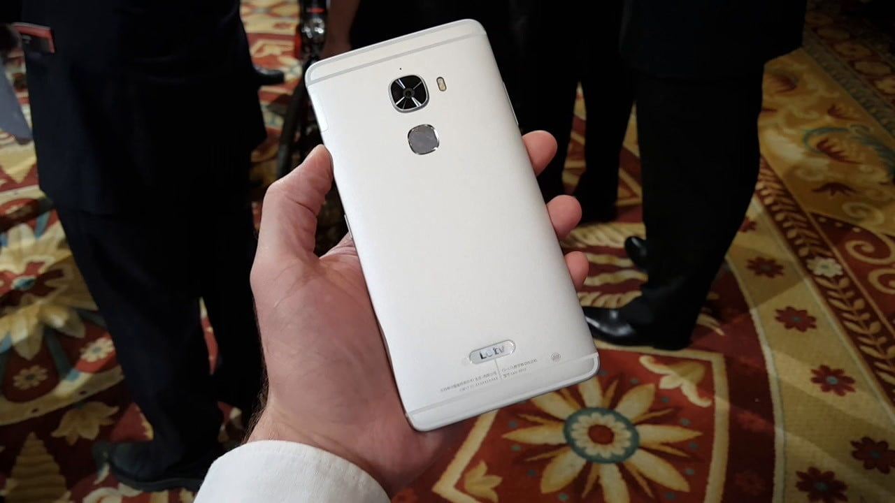letv le max pro hands on  specs impressions release date