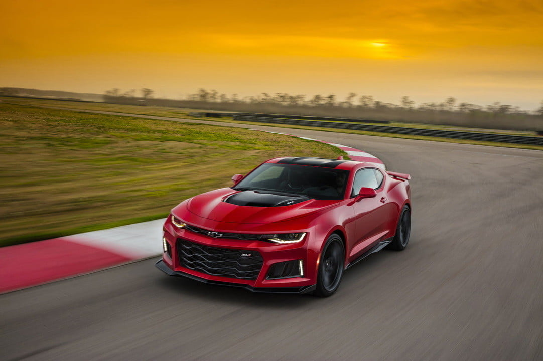 chevrolets new camaro zl1 is 640 horses of track tuned debauchery 2017 chevrolet  performance pictures specs