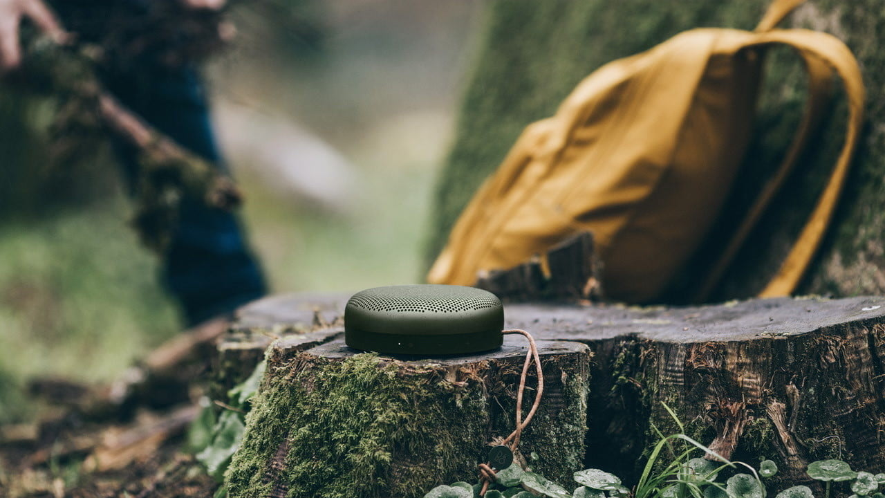bang and olufsen beoplay a1 now available  bluetooth speaker out