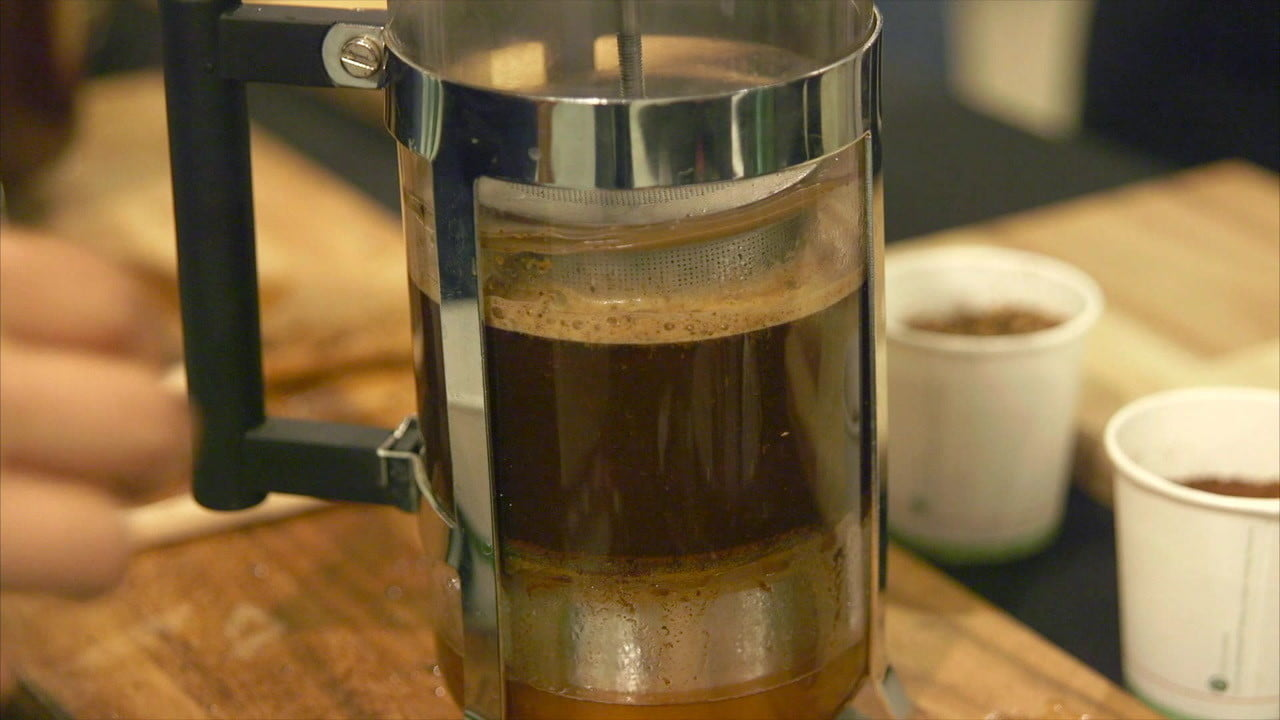 simpli press coffee gives french pressed without the mess