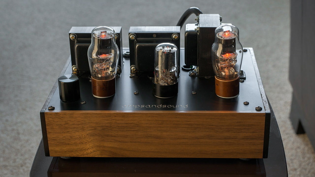 amps sound kenzie headphone amp hands on and