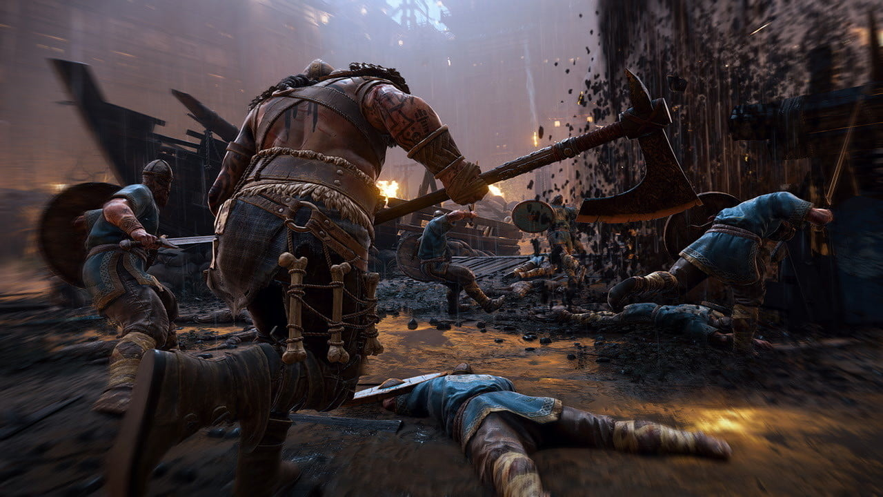 for honor single player footage revealed at e3 2016