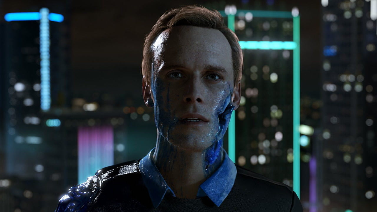 detroit become human connor trailer  features multiple protagonists