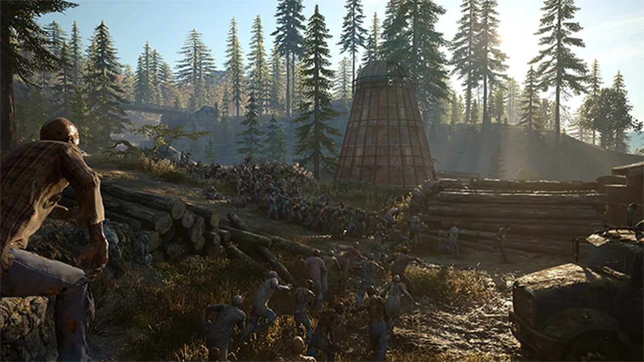 days gone gameplay demo e3 2016 sony bend unveils and showcases  at
