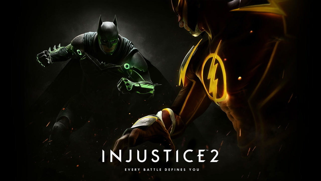 injustice 2 hands on