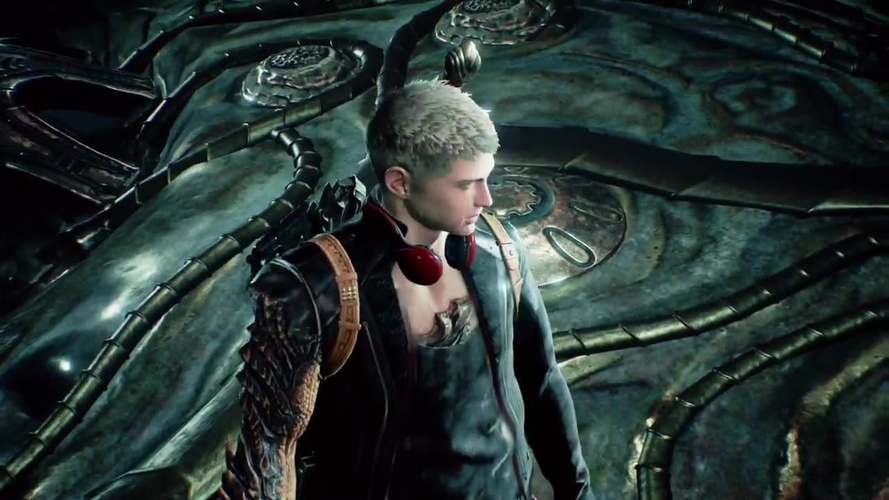 scalebound cooperative gameplay play shows off massive boss fight