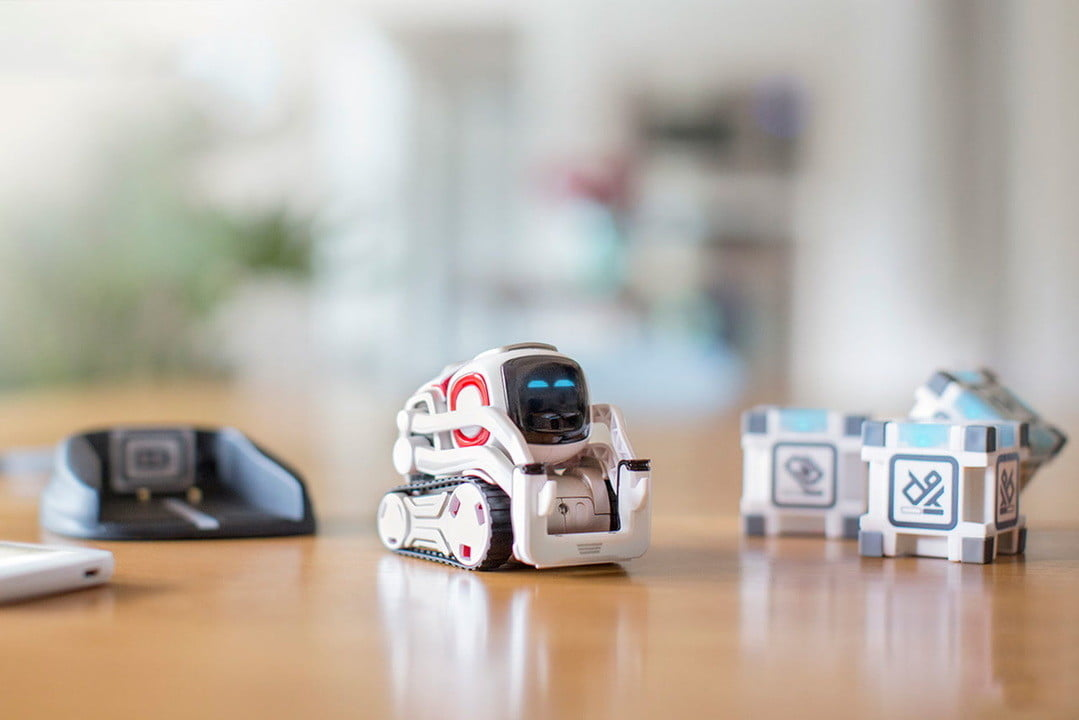 anki cozmo ai robot toy s is an awesome little powered by