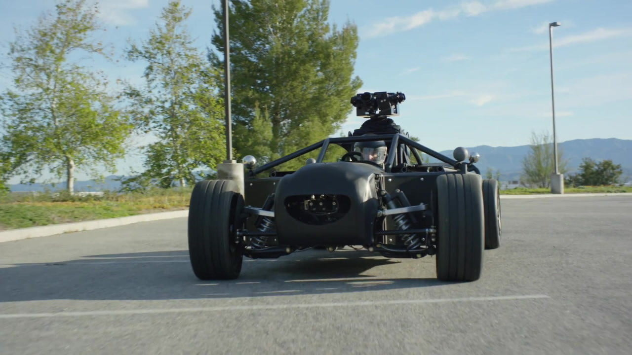 the mill debuts fully adjustable blackbird vehicle rig  car ads
