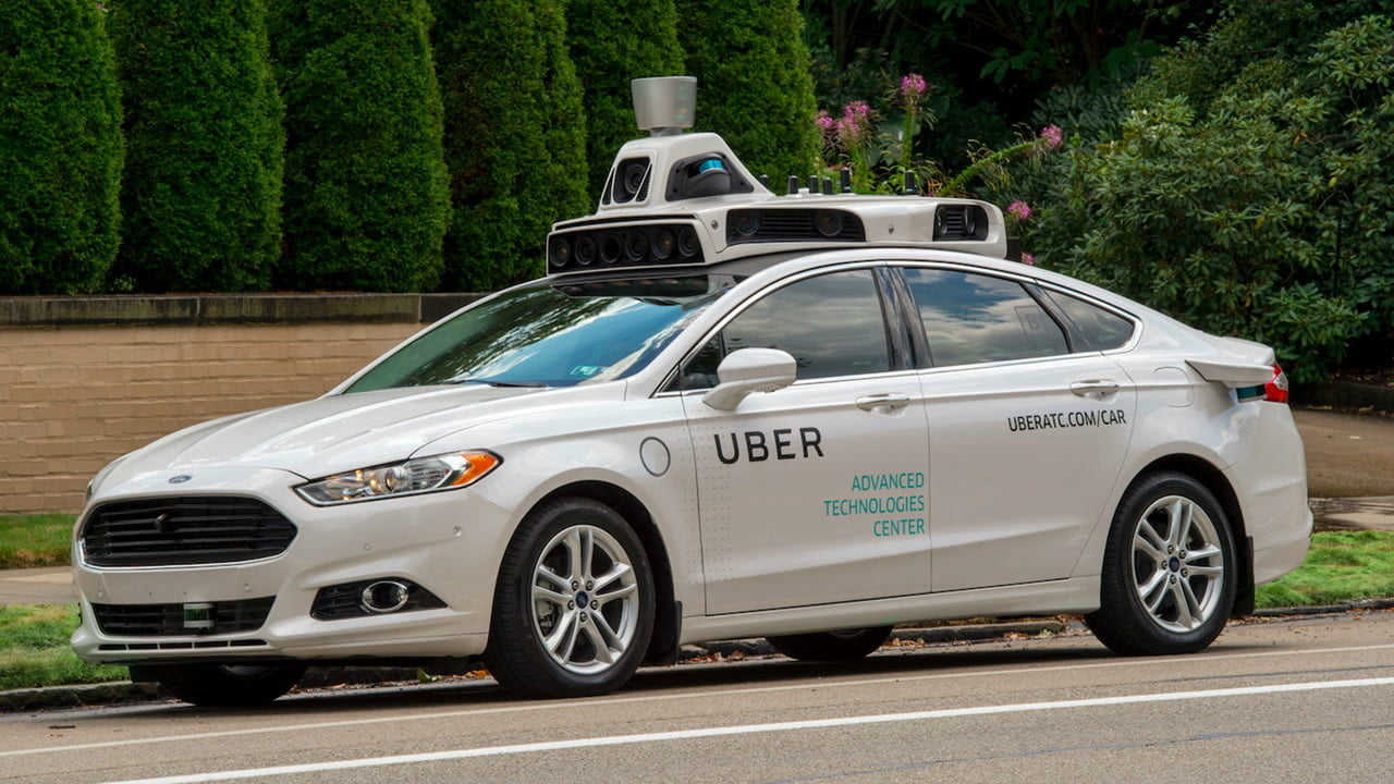 uber pittsburgh robo taxi experiment self driving cars still working in test program