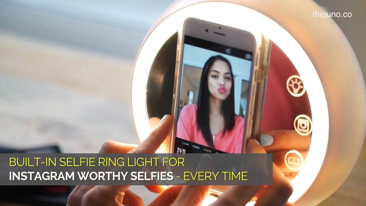 juno smart mirror is a for your makeup needs