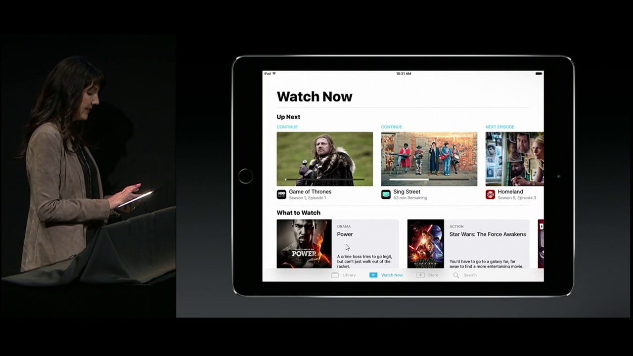 apple tv the watch app s new puts all your shows in a single place