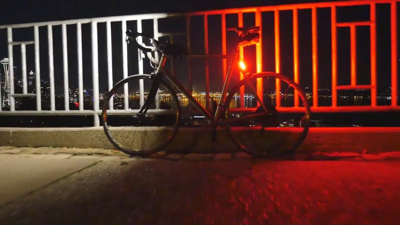orfos flarepro run  hike and bike safer with the flare pro