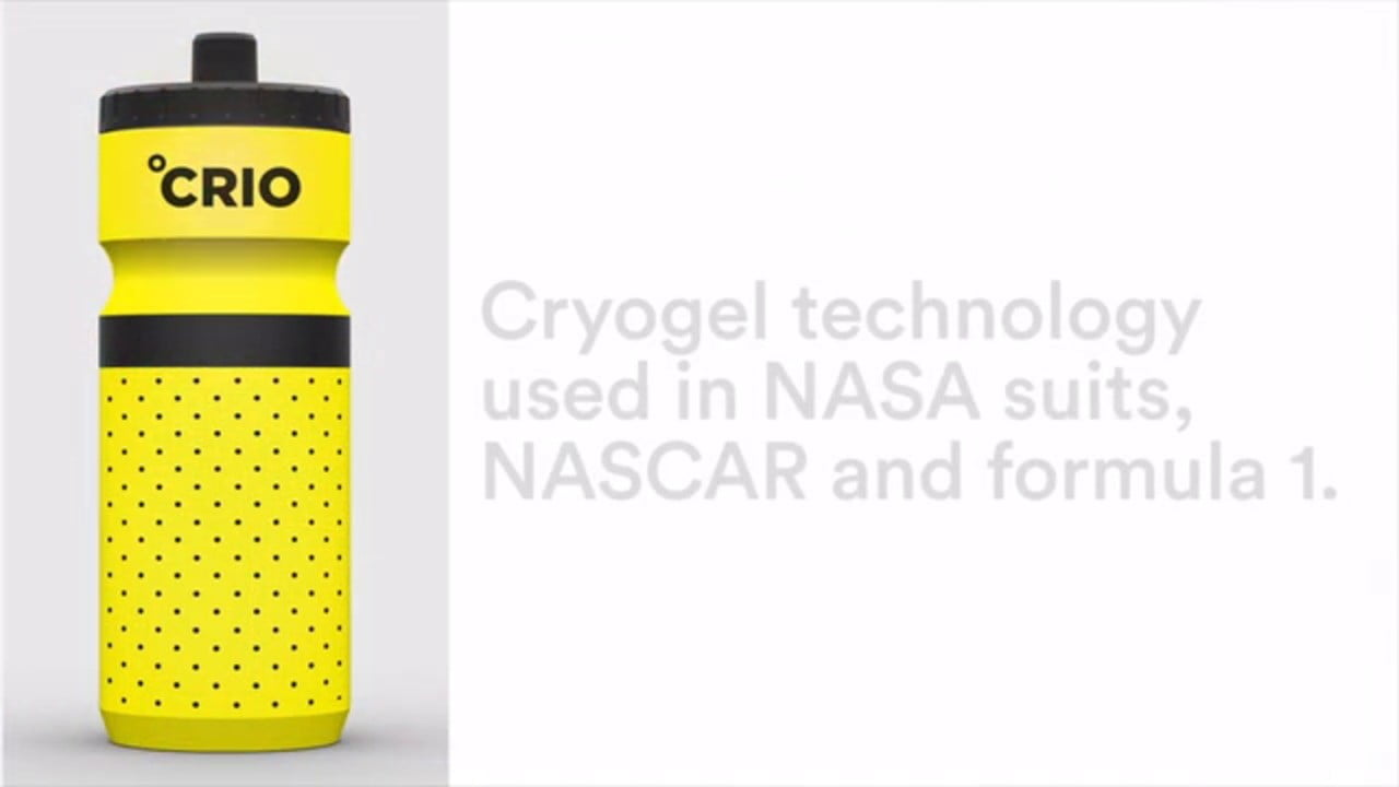 crio nasa aerogel water bottle grade insulation key to the s cool