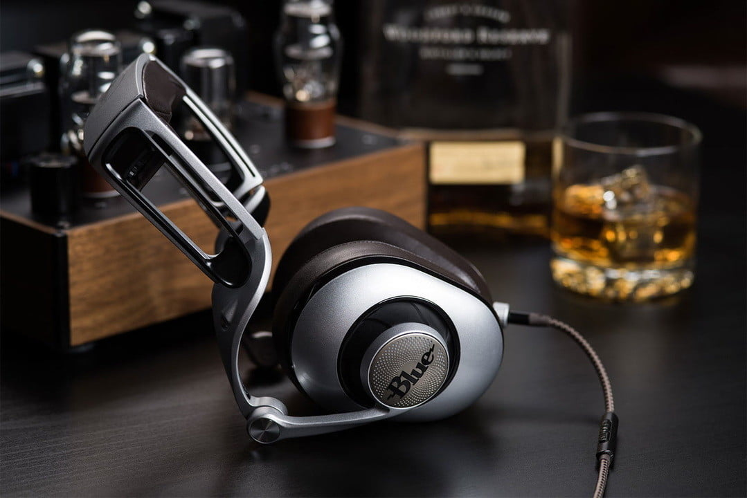 blue unveils ella sadie satellite headphones with built in amps ces 2017 three new sets of for