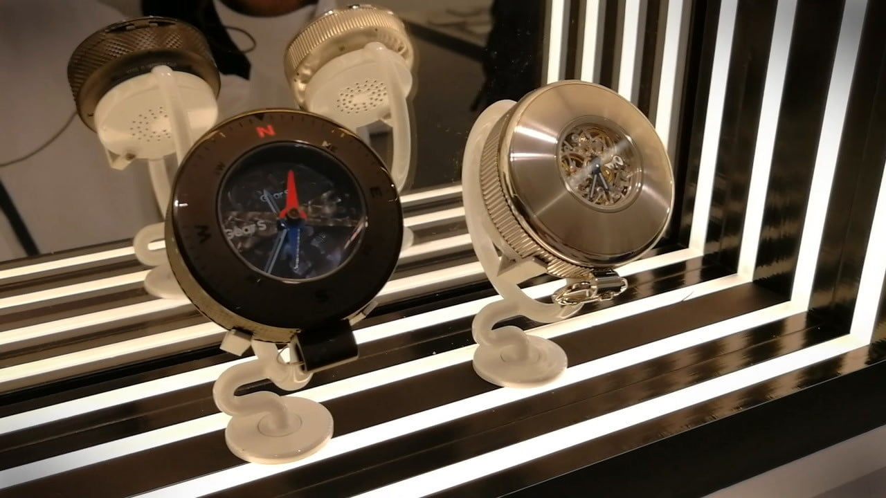 samsung gear s3 pocket watch news s is the coolest piece of retro tech yet