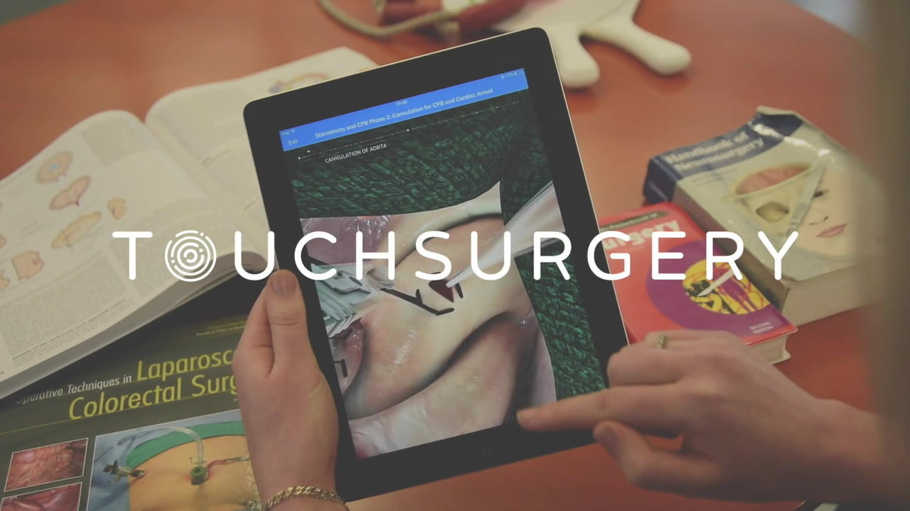 touch surgery app hololens training the future of surgical may be in an  and ar technology