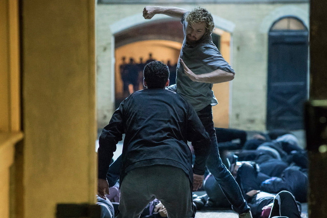 marvels iron fist review marvel s pulls its punches