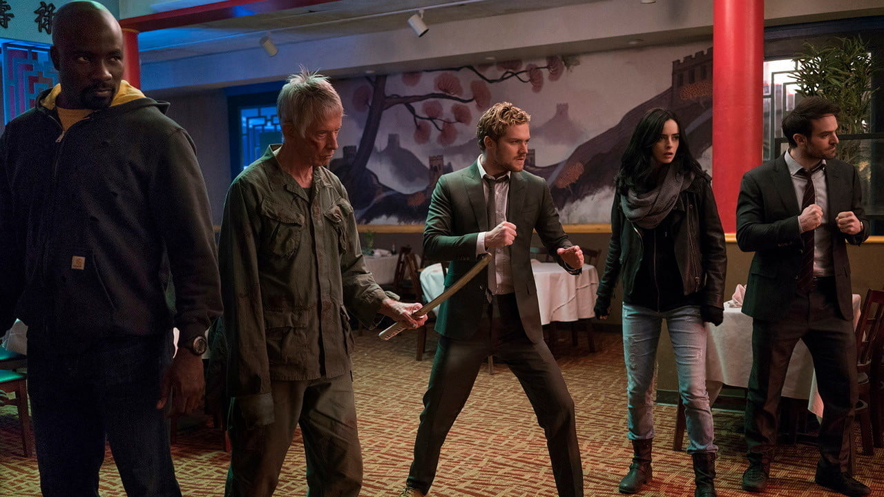 the defenders review marvel s  all together now and better for it