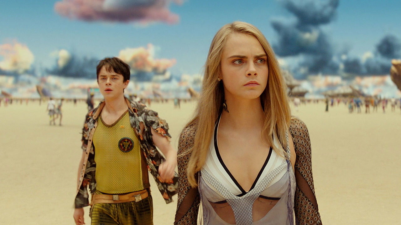Valerian and the City of a Thousand Planets' review   Digital Trends