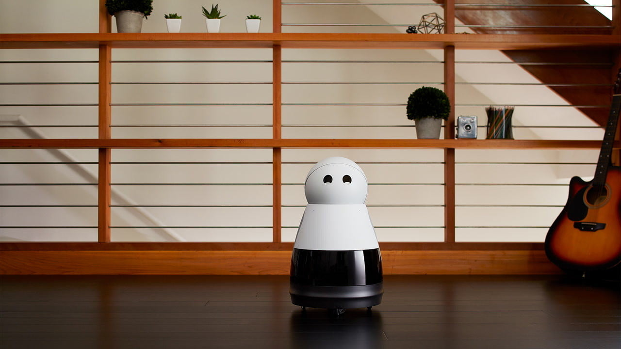 kuri vision robot video camera introduces to capture your candid moments