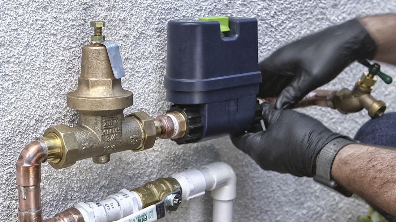 flo smart water system proactive control