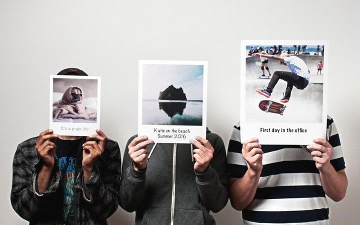 polaroid print shop app launches in uk posters